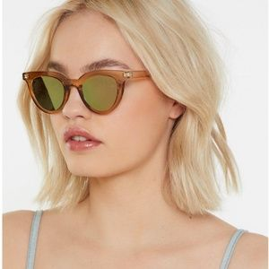 Nasty Gal Mirror Lens Sunglasses NWT